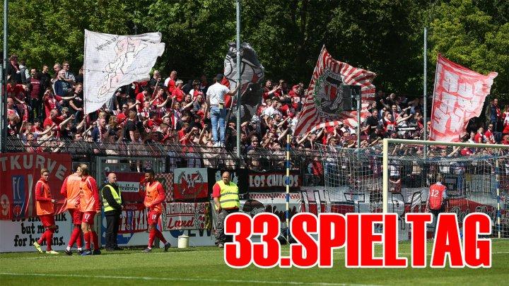 33.Spieltag - SV Babelsberg 03 (A)