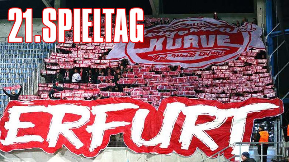 21.Spieltag - Chemnitzer FC (A)