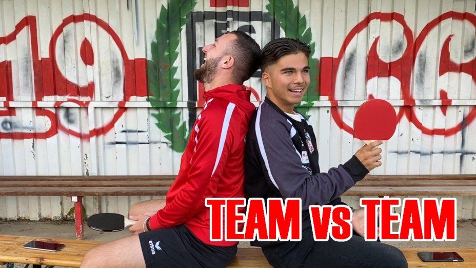 Team vs. Team - Artur Mergel & Bedirhan Sivaci