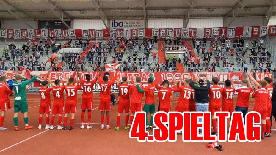 4.Spieltag - FC International Leipzig (H)
