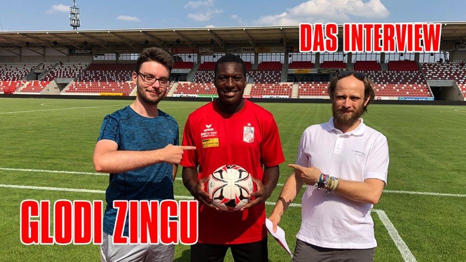 Glodi Zingu - Das Interview