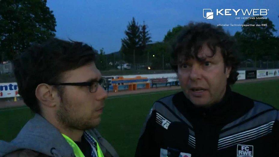 Stimmen nach demThüringenpokal Halbfinale gegen FC Einheit Rudolstadt