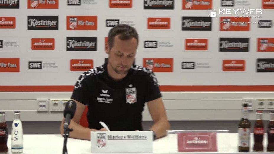 Rot-Weiß Erfurt vs. Chemnitzer FC