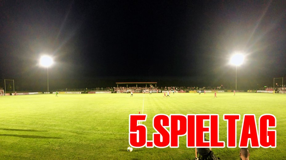 5.Spieltag - FSV Optik Rathenow (A)