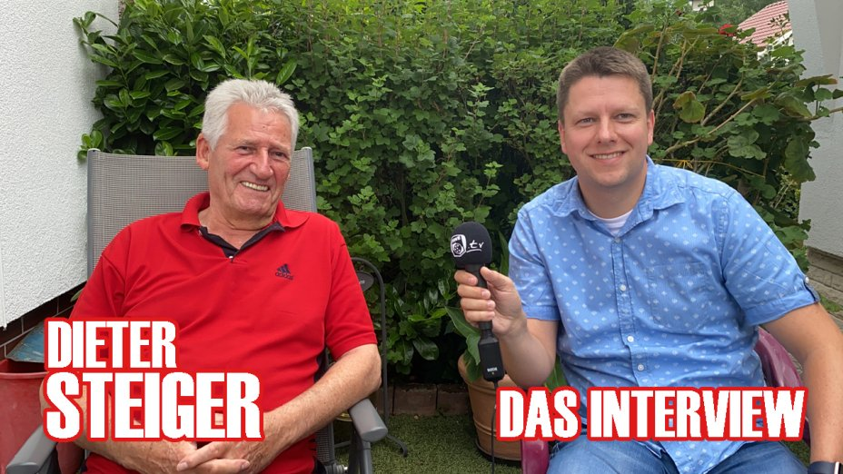 Dieter Steiger - Das Interview