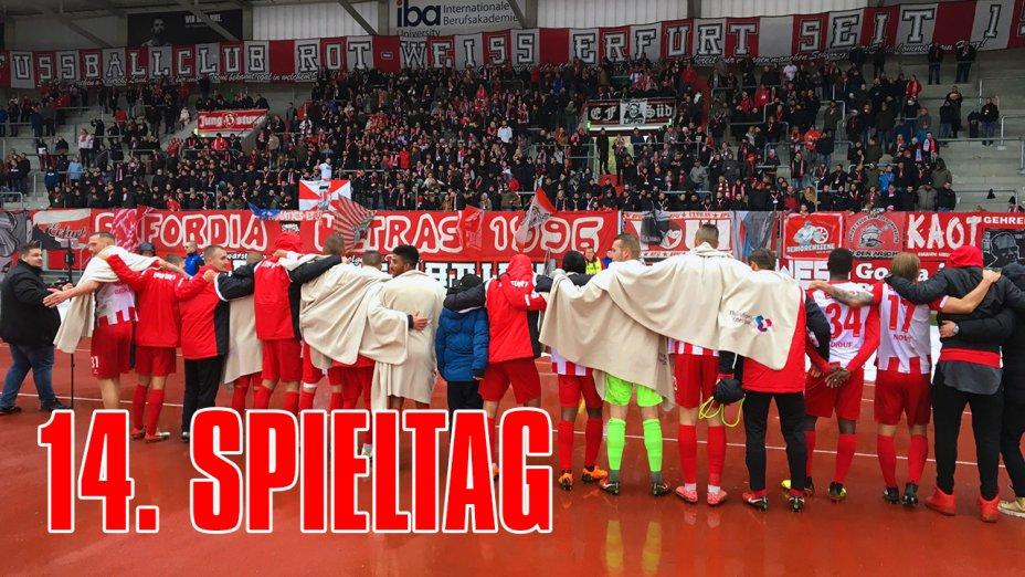 14. Spieltag - Bischofswerdaer FV (H)