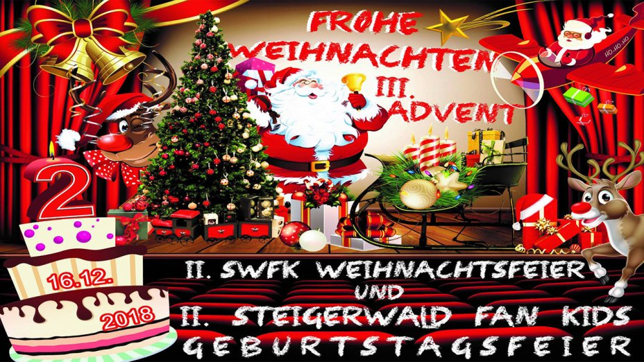 SWFK - Weihnachtsfeier