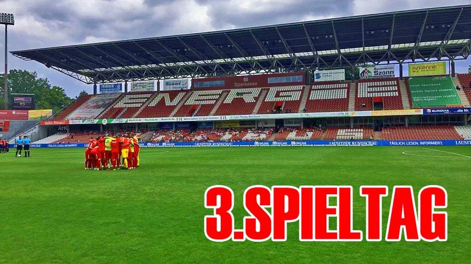 3.Spieltag - Energie Cottbus (A)