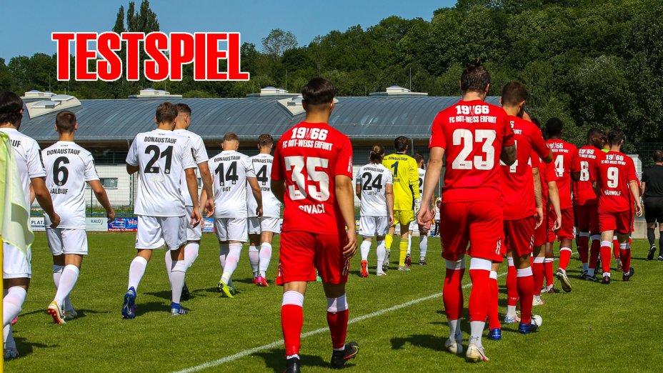 Testspiel - SV Donaustauf