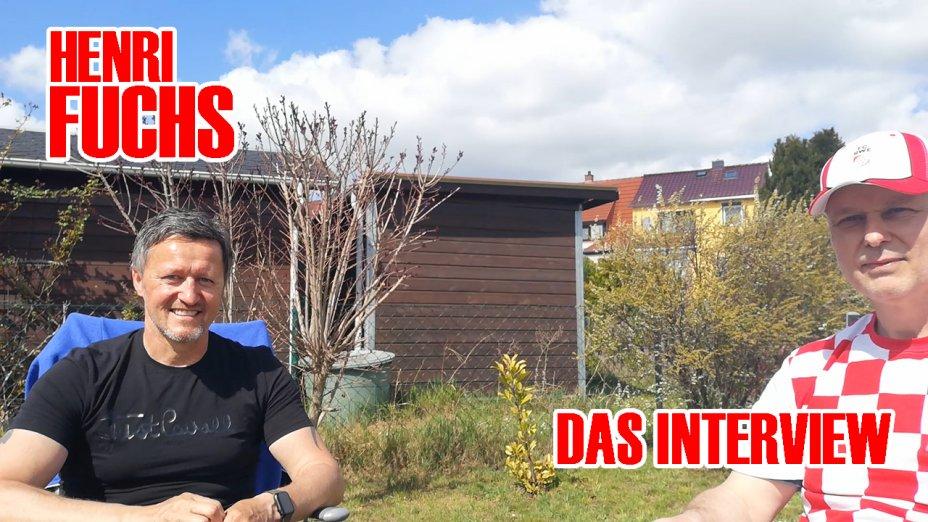 Henri Fuchs - Interview zum Saarbrücken-Spiel