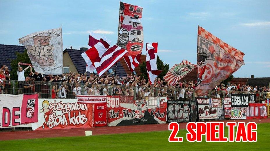 2.Spieltag - SG Union Sandersdorf (A)