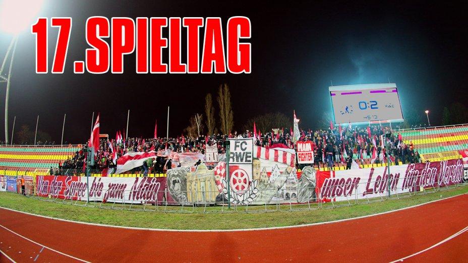 17. Spieltag - BFC Dynamo (A)