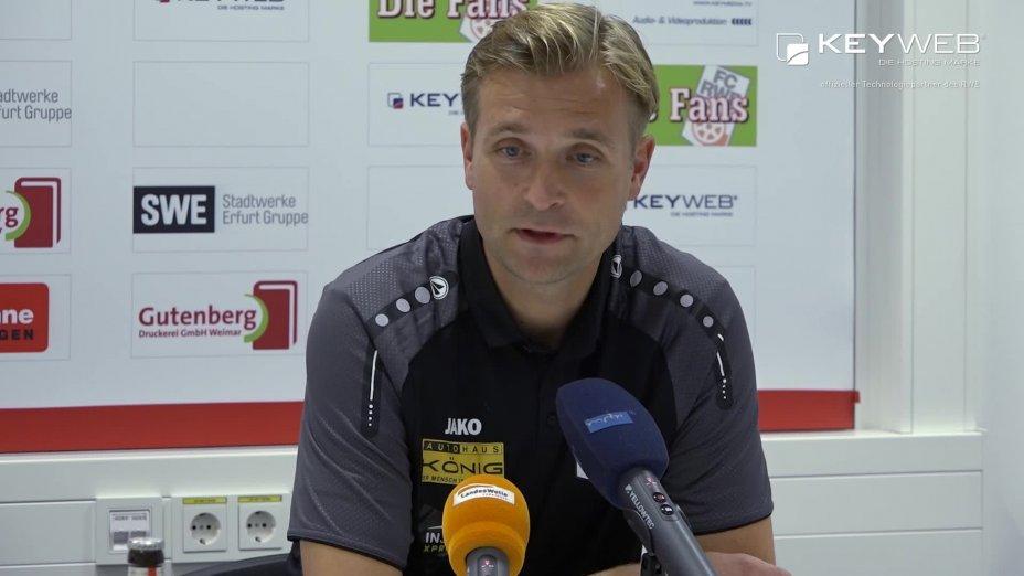 FC Carl Zeiss Jena vs. FC Rot-Weiß Erfurt