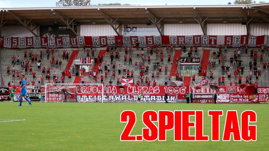 2.Spieltag - FC Grimma (H)