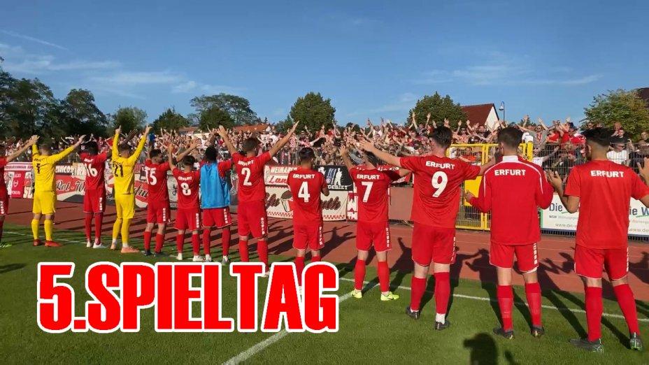 5.Spieltag - SG Union Sandersdorf (A)