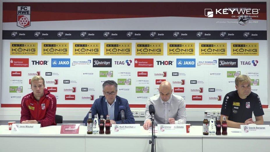 SC Fortuna Köln vs. FC Rot-Weiß Erfurt