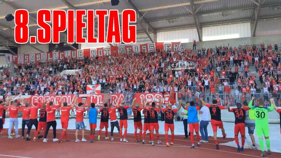 8. Spieltag - FSV Optik Rathenow (H)