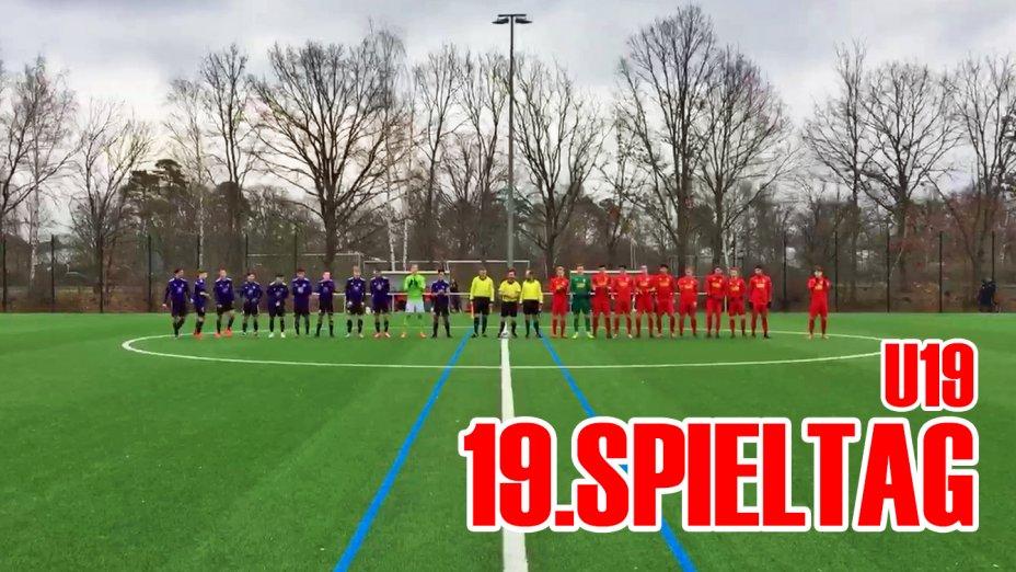 U19 -19. Spieltag - Tennis Borussia Berlin (A)