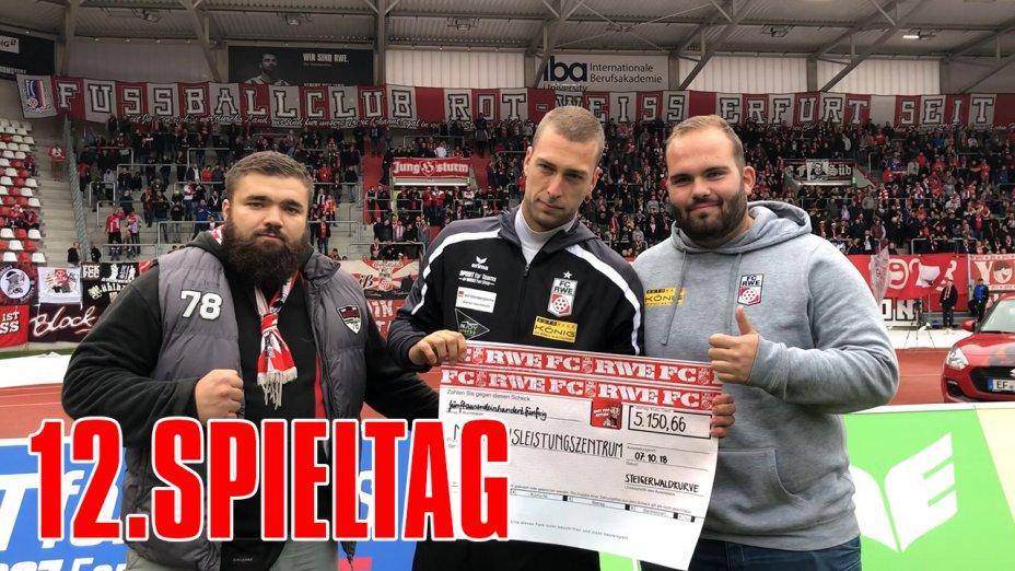 12. Spieltag - ZFC Meuselwitz (H)