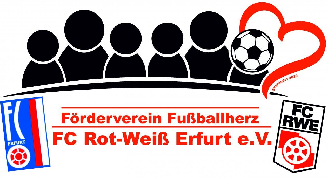 """Förderverein """"Fußballherz FC Rot-Weiß Erfurt e.V."""""""