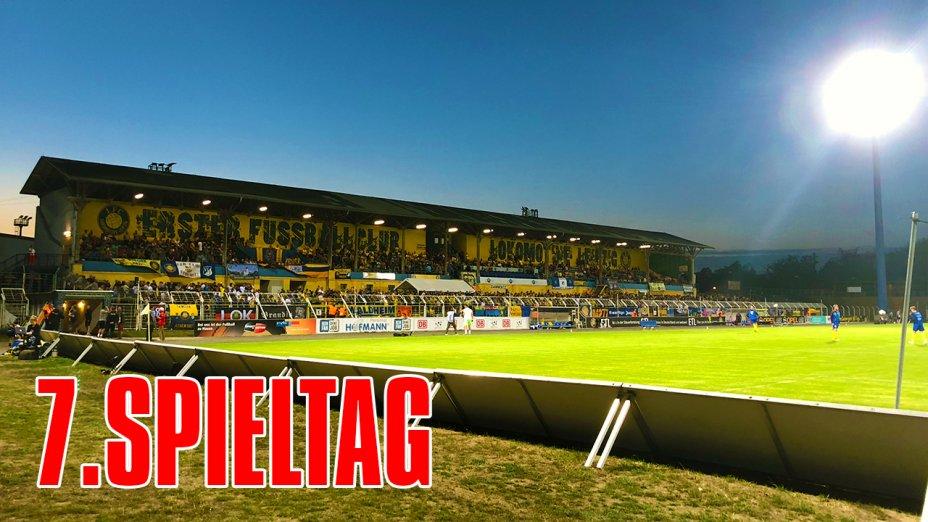 7. Spieltag - 1.FC Lok Leipzig (A)