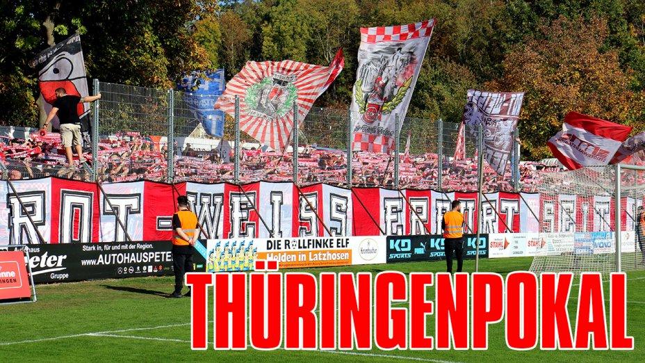 Pokal - FSV Wacker Nordhausen (A)