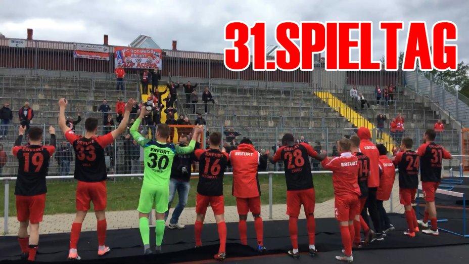 31. Spieltag - Bischofswerdaer FV 08 (A)