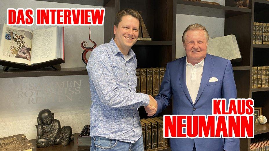 Klaus Neumann - Das Interview