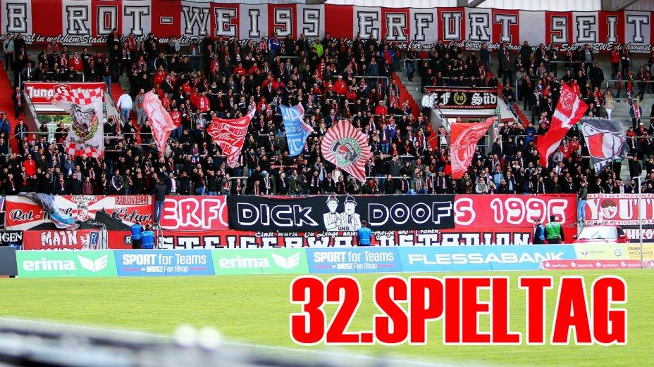 32.Spieltag - FSV Union Fürstenwalde (H)