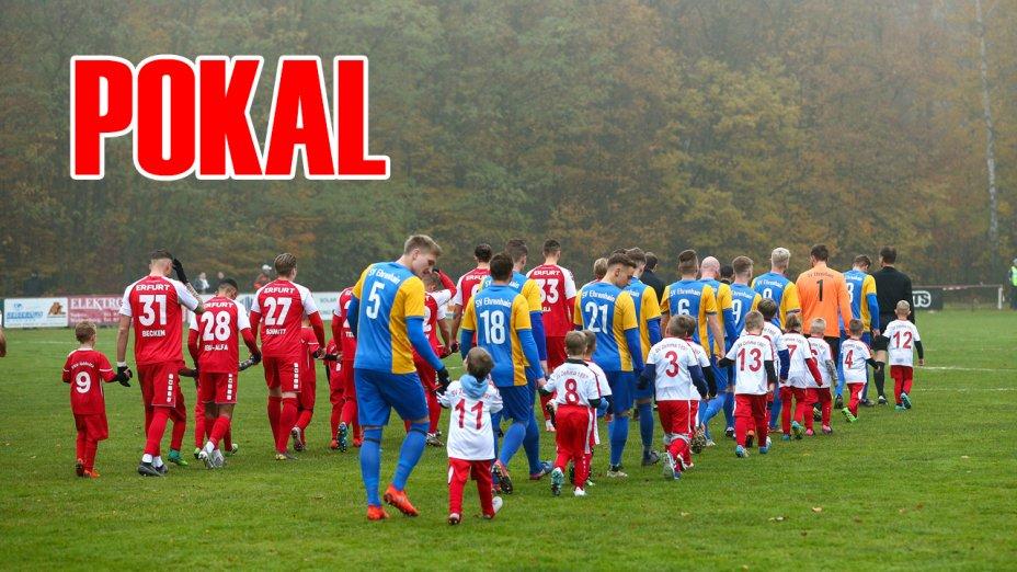 Pokal - SV 1879 Ehrenhain (A)