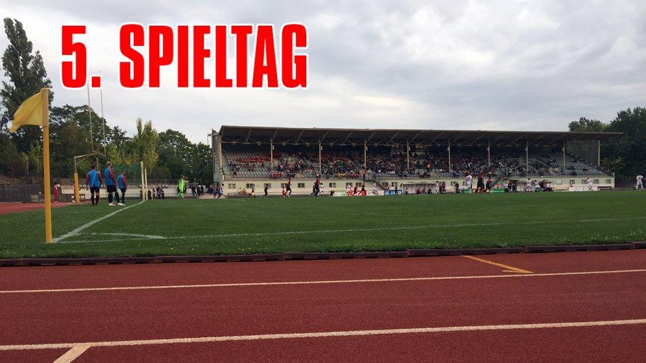 5. Spieltag - Berliner AK 07 (A)