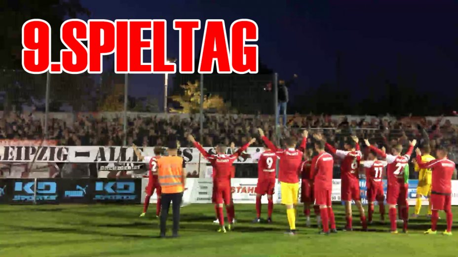 9.Spieltag - FSV Wacker Nordhausen (A)