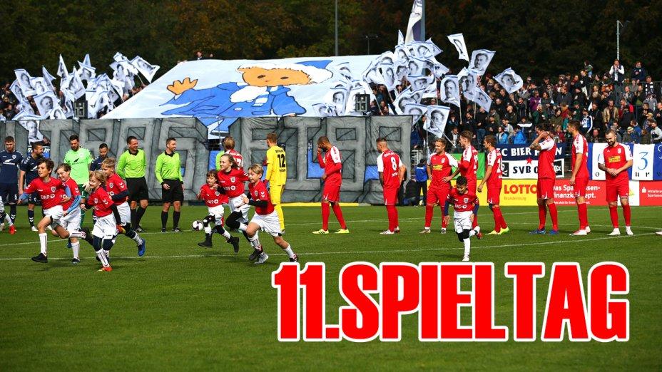 11.Spieltag - SV Babelsberg 03 (A)
