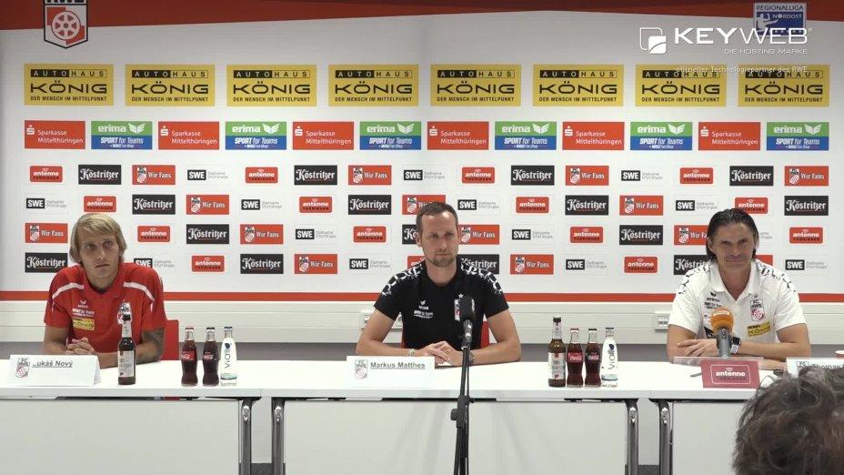 FC Rot-Weiß Erfurt vs. VfB Auerbach