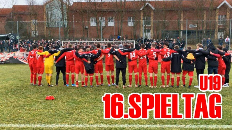 U19 - 16.Spieltag - Berliner SC (H)
