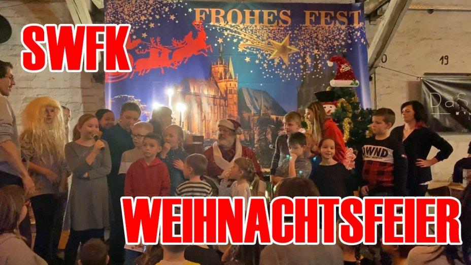 Weihnachtsfeier der SWFK