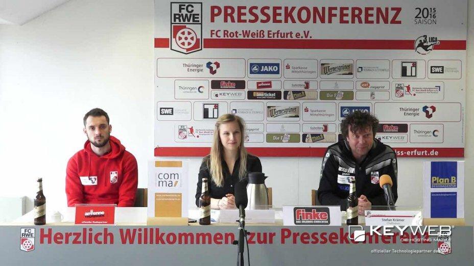 ZFC Meuselwitz vs. FC Rot-Weiß Erfurt