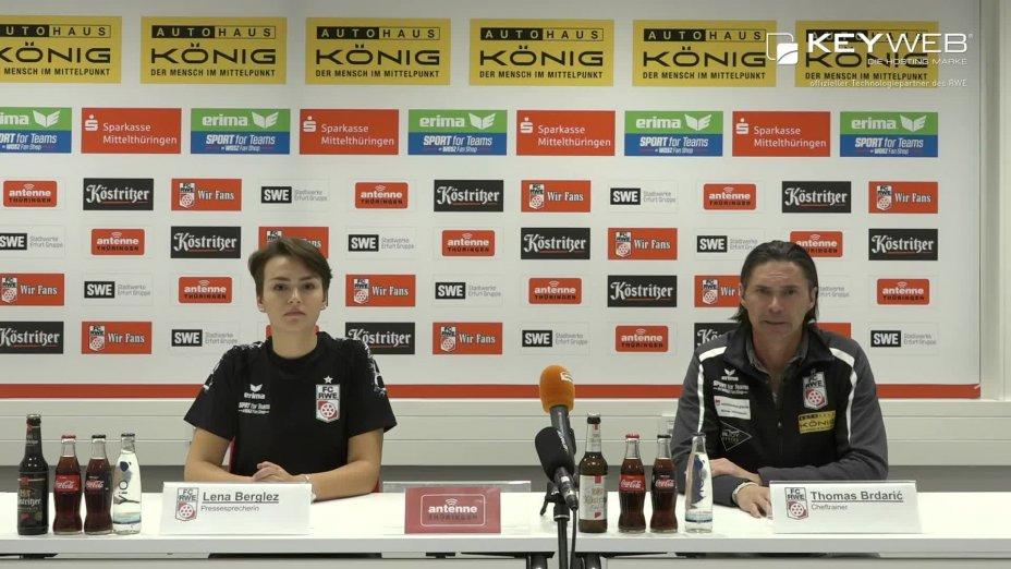 FC Oberlausitz Neugersdorf vs. FC Rot-Weiß Erfurt