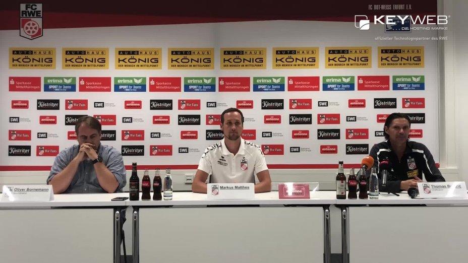 FC Rot-Weiß Erfurt vs. FSV Budissa Bautzen