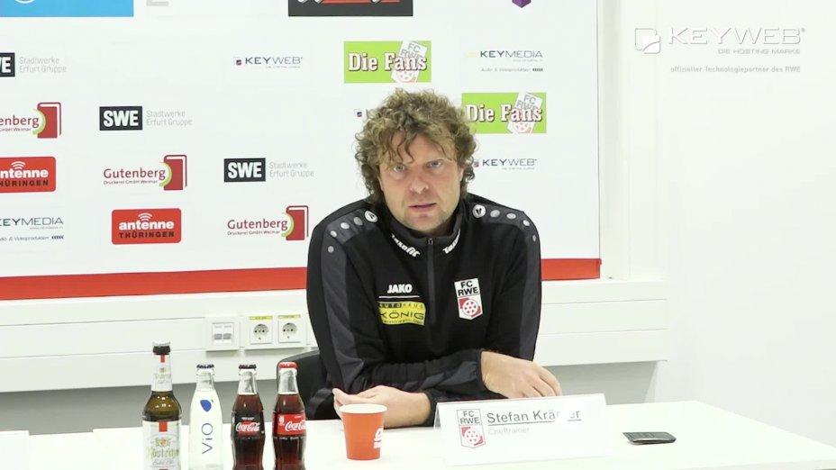 FC Rot-Weiß Erfurt vs. SpVgg Unterhaching
