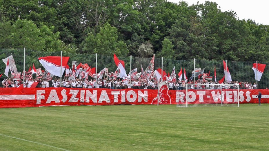 Pokal - FC An der Fahner Höhe (A)