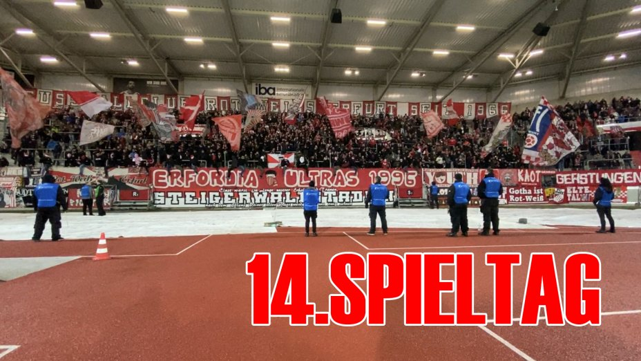 14.Spieltag - VfB Germania Halberstadt (H)
