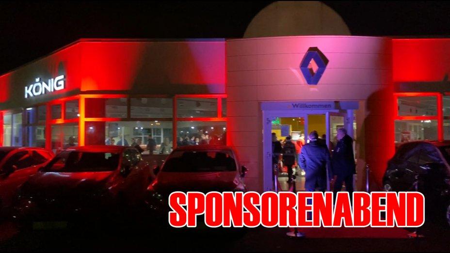 Der RWE-Sponsorenabend