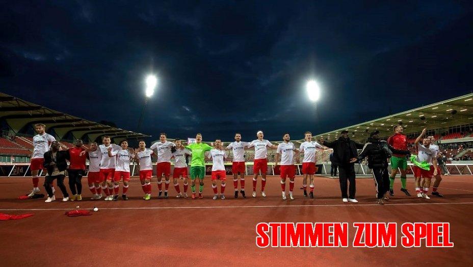 3.Spieltag - FSV Martinroda (H)_Stimmen zum Spiel