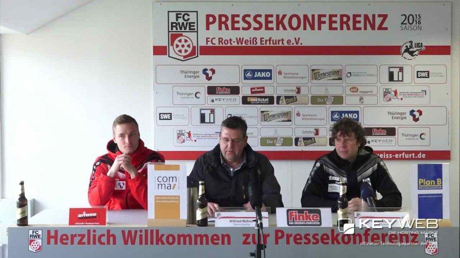 SV Stuttgarter Kickers vs. FC Rot-Weiß Erfurt