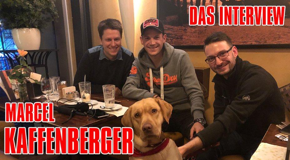 Marcel Kaffenberger - Das Interview
