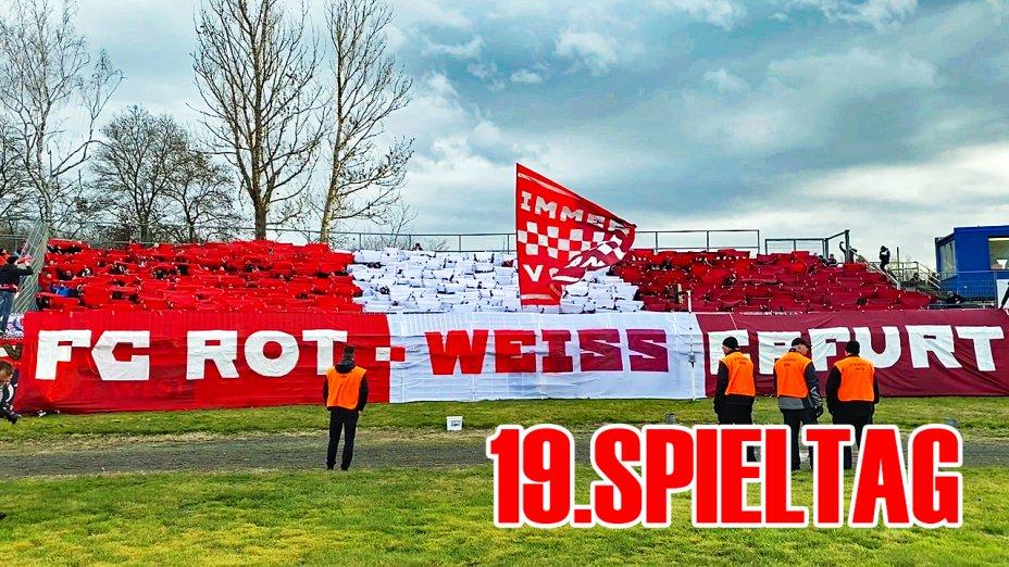 19.Spieltag - 1. FC Lok Leipzig (A)