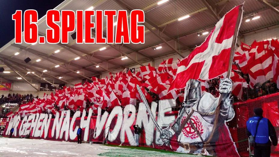 16. Spieltag - SV Babelsberg 03 (H)