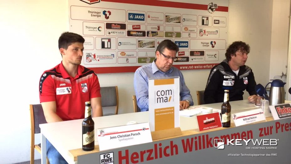 FC Rot-Weiß Erfurt vs. FC Energie Cottbus