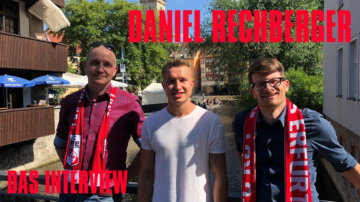 Daniel Rechberger - Das Interview